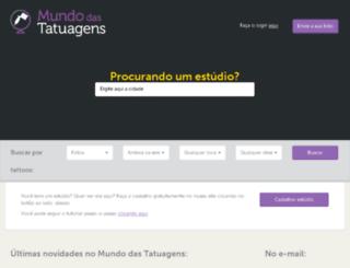tatoo.net.br screenshot