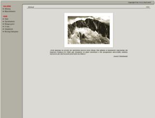 tatras.pl screenshot