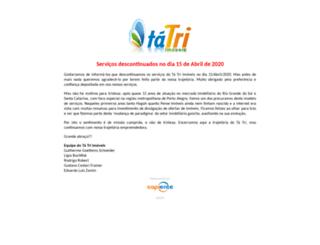 tatri.com.br screenshot