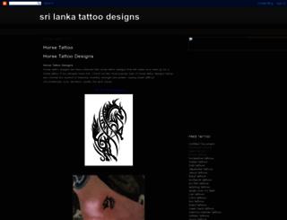 tattoo-lk.blogspot.com screenshot