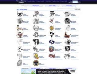 tattoo-pics-museum.com screenshot