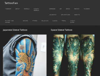 tattoofan.net screenshot