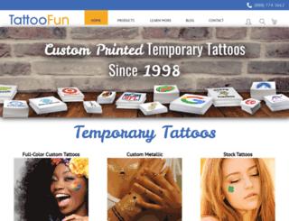 tattoofun.com screenshot