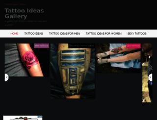 tattooideasbase.com screenshot