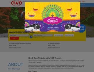 tattravels.net screenshot