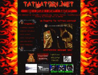 tatuatori.net screenshot