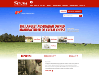 tatura.com.au screenshot