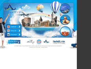 tau-travel.com screenshot