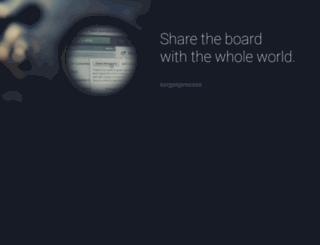 tauboard.com screenshot