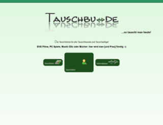 tausch-angebot.de screenshot