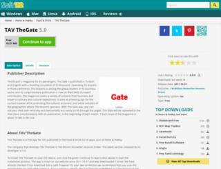 tav-thegate-ios.soft112.com screenshot