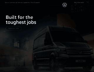 tavcorcommercial.co.za screenshot