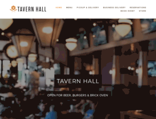 tavern-hall.com screenshot