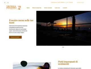 tavernaparadiso.net screenshot