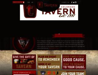 tavernhg.com screenshot