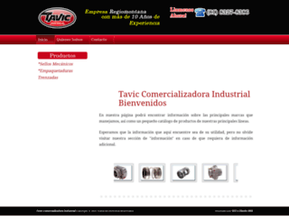 tavic.com.mx screenshot