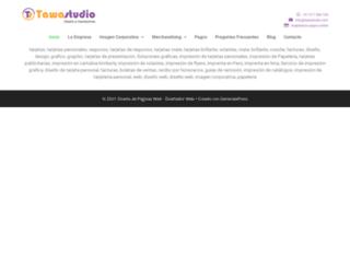 tawastudio.com screenshot