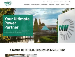 tawinc.com screenshot
