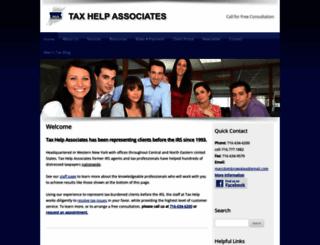 tax-help.net screenshot