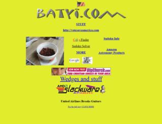 tax.batyi.com screenshot