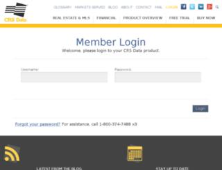taxdata.realtracs.net screenshot
