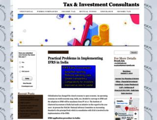 taxenquiryindore.wordpress.com screenshot