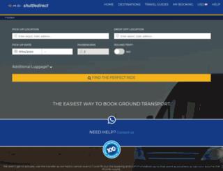 taxi-finder.com screenshot