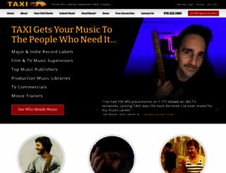 taxi.com screenshot