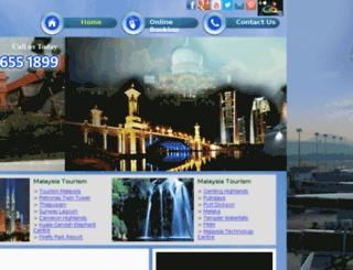 taxi2airport.my screenshot