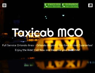 taxicabmco.com screenshot