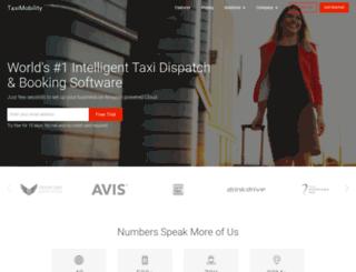 taximobility.com screenshot