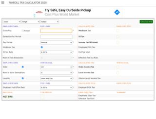 taxiom.com screenshot