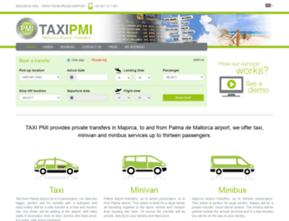 taxipmi.com screenshot