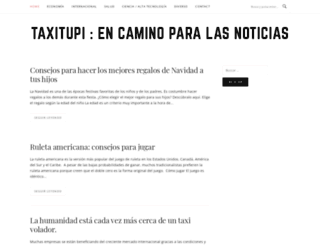 taxitupi.com screenshot
