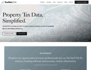 taxnetusa.com screenshot