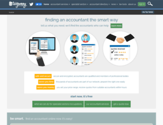 taxpenny.co.uk screenshot