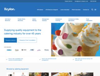 taylor-company.co.uk screenshot
