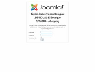taylor-outlet.com screenshot