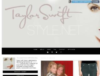 taylorswiftstyle.net screenshot