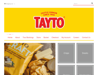 taytocrisps.com screenshot