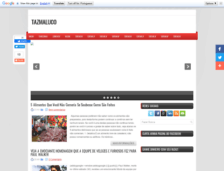 taz-maluco.blogspot.com.br screenshot