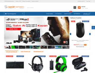 tazeteknoloji.com screenshot