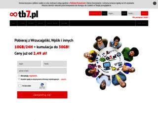 tb7.pl screenshot