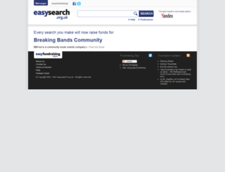 tbfmonline.easysearch.org.uk screenshot
