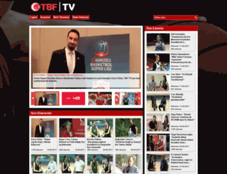 tbftv.org screenshot