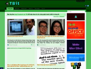 tbit.vn screenshot