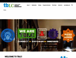 tblc.org screenshot