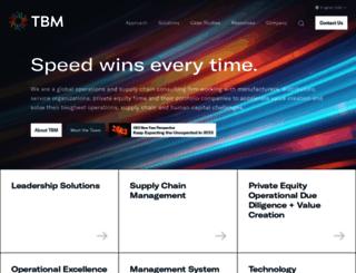 tbmcg.com screenshot