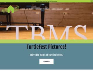 tbms.org screenshot
