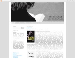 tboekenblog.blogspot.nl screenshot